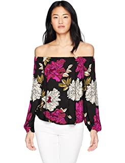 d43379e1ca6c5 Mi Amore Off The Shoulder Top. at Amazon Women s Clothing store