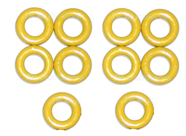 --5 pieces T-37-17 Toroid NEW Micrometals Amidon T37-17 Ferrite Toroids -