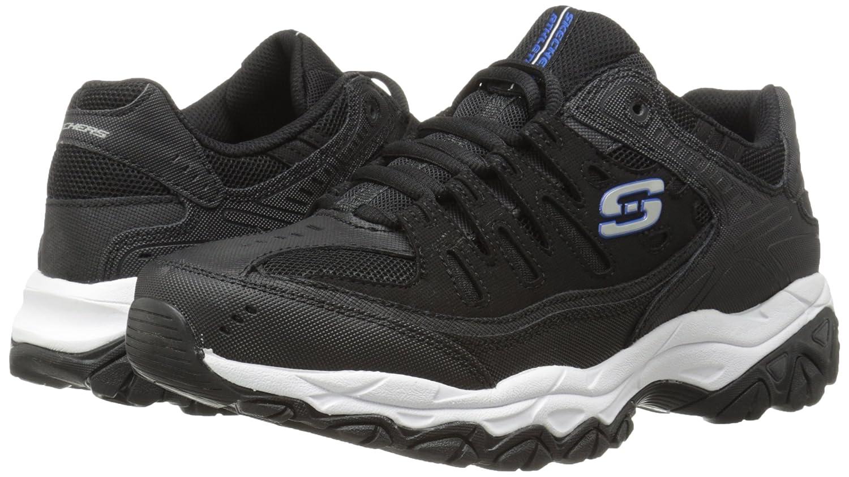 Skechers-Afterburn-Memory-Foam-M-fit-Men-039-s-Sport-After-Burn-Baskets-Chaussures miniature 24