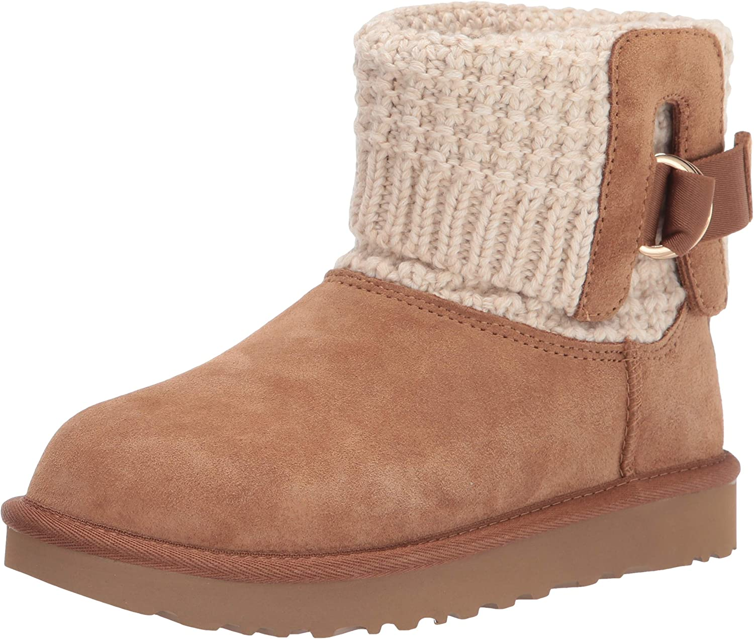 | UGG Women's Classic Solene Mini Ankle Boot | Ankle & Bootie