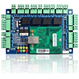 UHPPOTE Professional Wiegand 26 Bit TCP IP Network Access Control Board Panel Controller For 4 Door 4 Reader