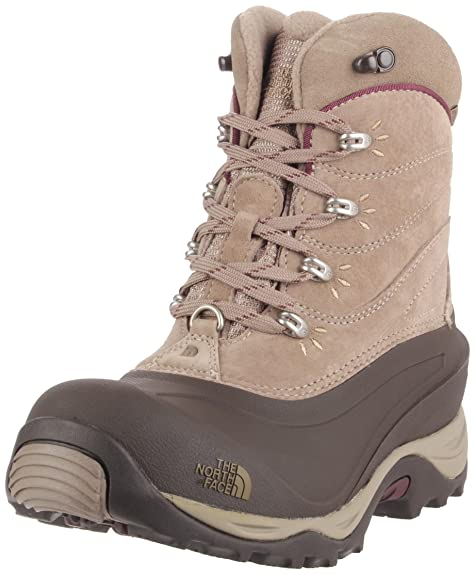 cheaper c28c9 8bd83 THE NORTH FACE Chilkat 2 T0AWMTRD5 Damen Snowboots