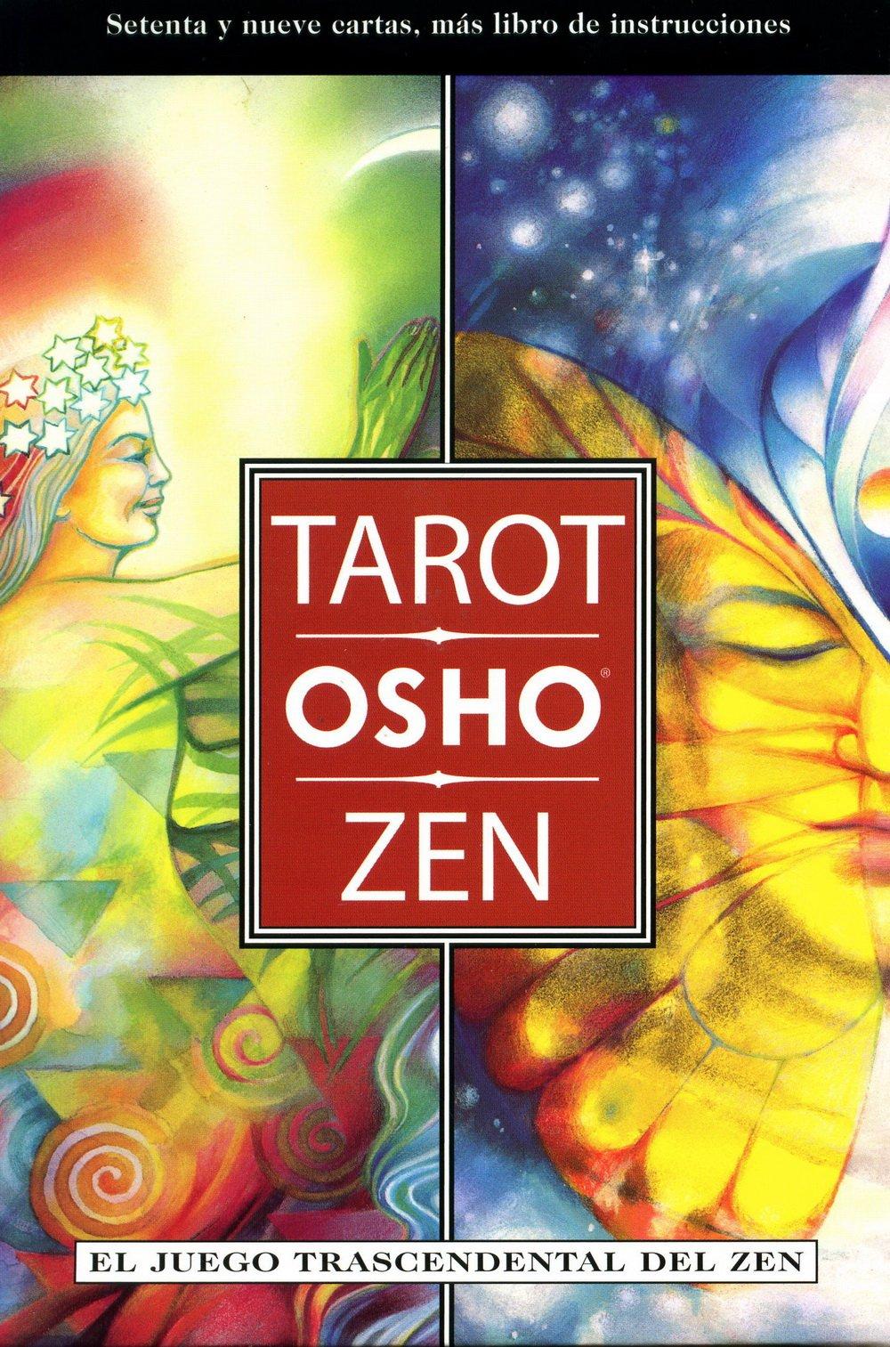 445a1fcfc2e92a Amazon.com  Tarot Osho Zen (Spanish Edition) (9788484451761)  Osho ...