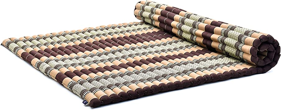 Roll Bare Thai Mat 200x80 Roll Mat Kapok Thai Pillow Recliner Massage Mattress