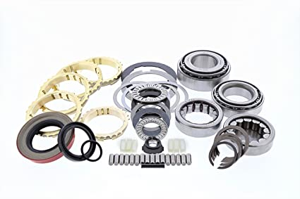 Transparts Warehouse BK107WS GM Chevy T5 Non World Class Rebuild Kit with  Rings