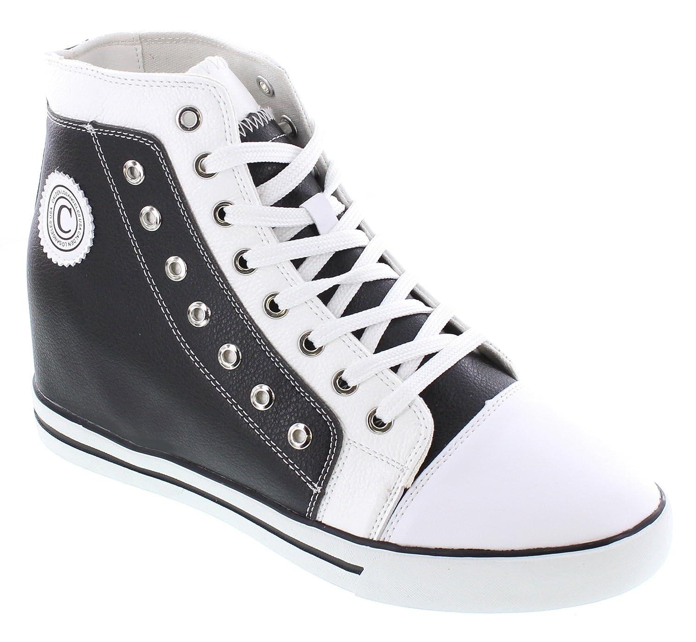 CALDEN Zapatillas de Piel Para Hombre 41 EU/8 US Hombres