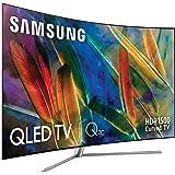 """TV QLED curvo 65"""" Samsung QE65Q7C 4K UHD HDR Smart TV"""