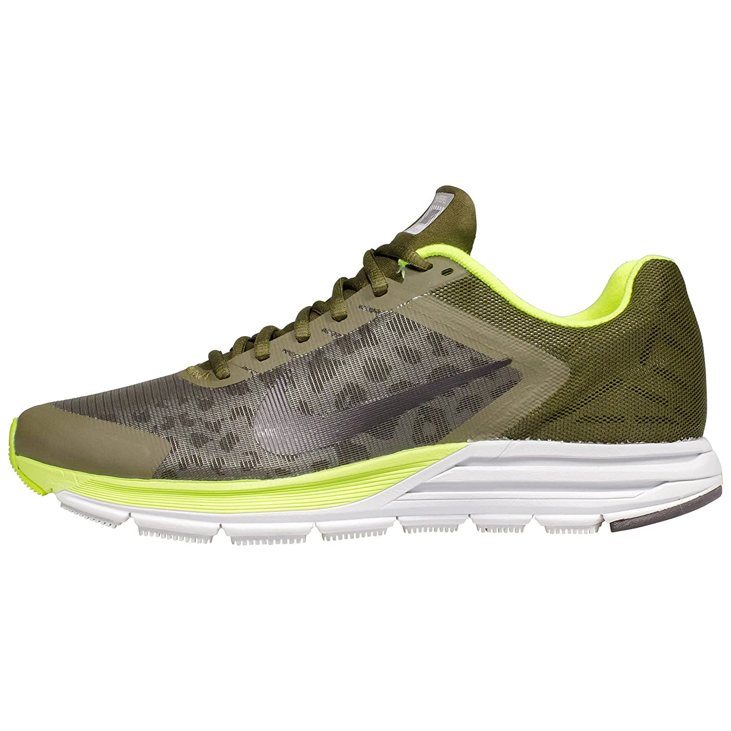 info for 350e6 fedee Nike Zoom Structure+ 17 Shield Mens Running Trainers 616304 ...