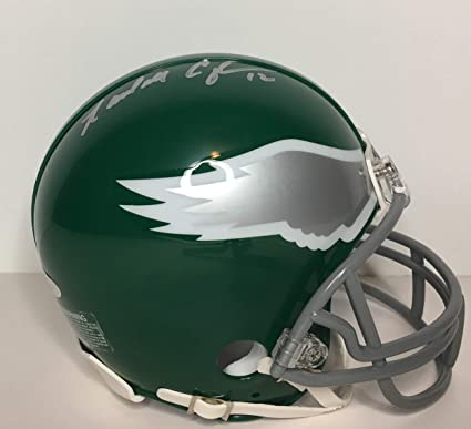 d09bfa1abd1 Amazon.com: Randall Cunningham Signed Philadelphia Eagles Throwback ...