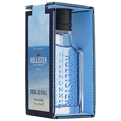 Hollister Socal So Chill for Men Colonia Spray 50 ml