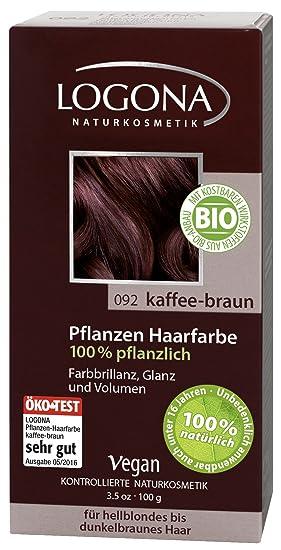 c9a22027c Logona Hair Colour, Coffee Brown 100 g: Amazon.co.uk: Beauty