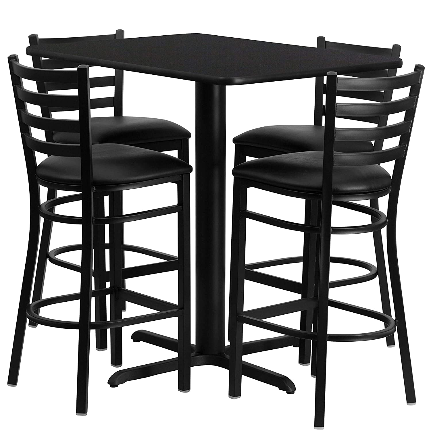 Cafe Tables and Chairs - Benedict 24inch Cafe Table Set