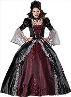 En Costumes de caract-re 198662 Vampiress de Versailles Elite Adult Costume - Noir - Large