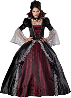 incharacter costumes womens vampiress of versailles costume