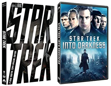 Copy DVD Star Trek: Into Darkness
