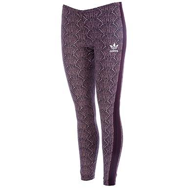 big sale 7060e bd0e2 adidas Originals - Pantaloni - Donna Blu Blau Weinrot 44