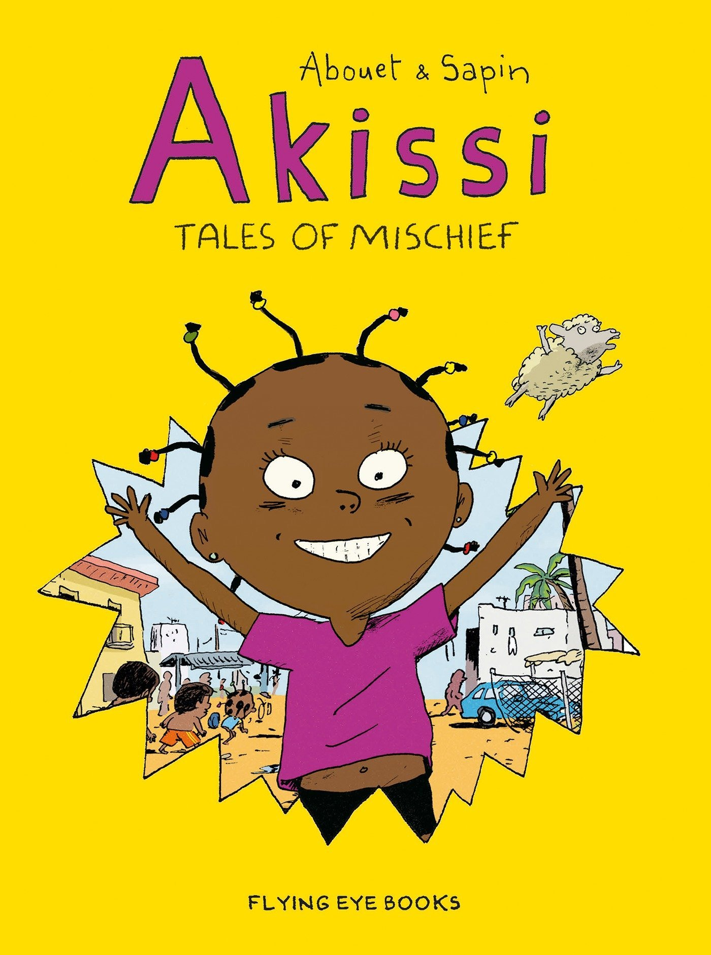 Akissi: Tales of Mischief: Akissi Book 1: Abouet, Marguerite ...