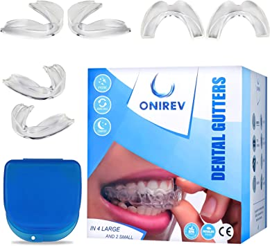 6 en 1]Férula dental anti bruxismo - dispositivo profesional ...