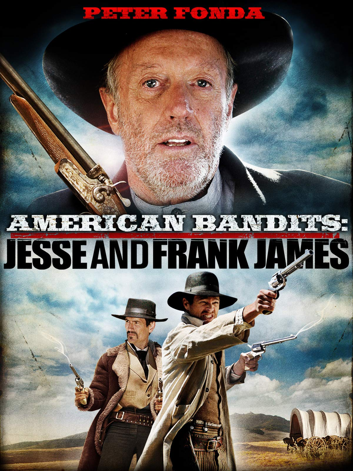 American Bandits: Frank and Jesse on Amazon Prime Video UK