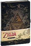 The Legend Of Zelda Metal TriForce Notebook