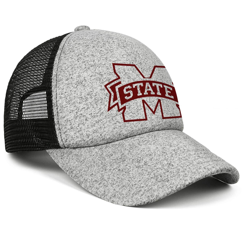 UHVAAAI Unisex Trucker Hat Adjustable Cool Mountaineering Cap