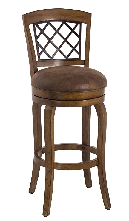Astounding Amazon Com Hillsdale 5626 830 Ericsson Swivel Bar Stool Ibusinesslaw Wood Chair Design Ideas Ibusinesslaworg