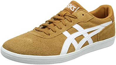 Asics Percussor TRS, Baskets Homme, Marron (Meerkat/White 2101), 44 EU
