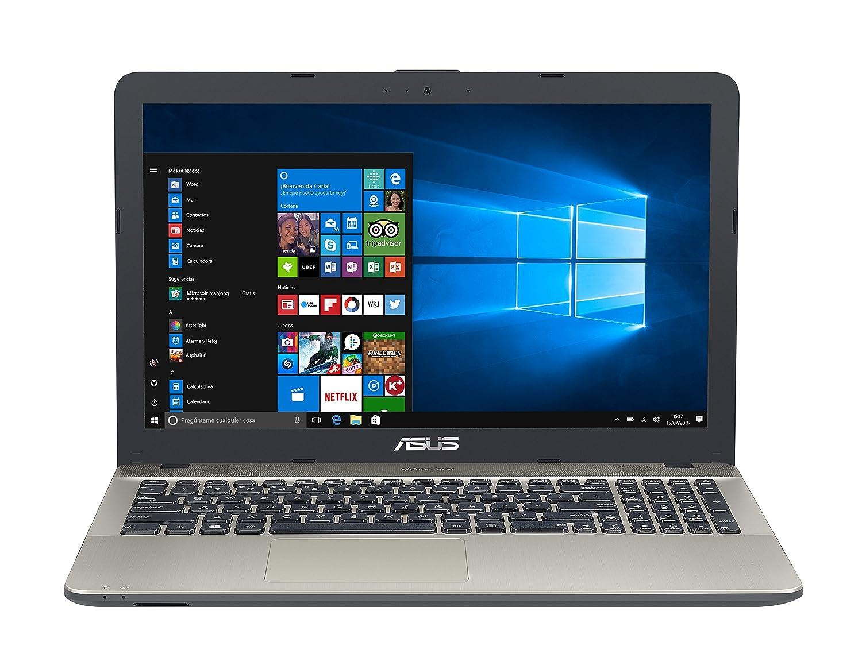 ASUS K541UV-XX335T - Ordenador portátil - Intel Core i7-6500U, 4 GB de RAM - Negro chocolate
