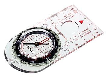 4c02b1694 SUUNTO M-3 Nh Compass Brújula de Alta precisión, Unisex, Blanco, Talla  Única: Amazon.es: Deportes y aire libre