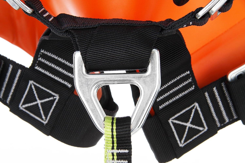 Edelrid Klettergurt Wing : Edelrid klettergurte iguazu canyoninggurt herren amazon sport