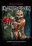 Iron Maiden Official 2017 A3 Calendar