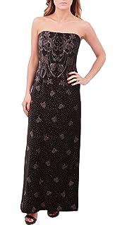 olivia Naomi Spaghetti Strap Lace Dress alice Sapphire