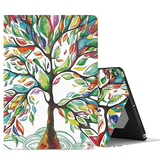14 opinioni per MoKo Smart Cover per iPad Pro 10.5- Sottile Pieghevole Custodia Protettiva