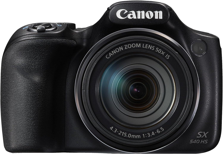 Best Powerful Camera Under $300 - Canon Powershot SX540