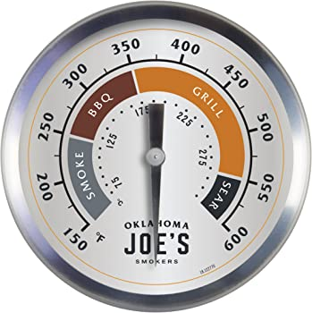 Oklahoma Joe's 3595528R06 Temperature Gauge