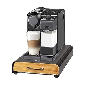 Soporte para cápsulas de café de Homiso compatible con NESPRESSO con capacidad para 50 cápsulas: Amazon.es: Hogar