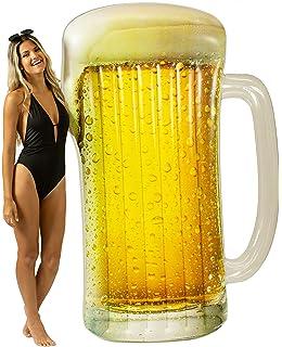 """Amazon.com: 73"""" novedad Jarra de cerveza inflable ..."""
