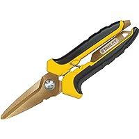 Stanley STHT0-14103 Allessnijder (titanium gecoate messen, handvat van bi-materiaal, veermechanisme)