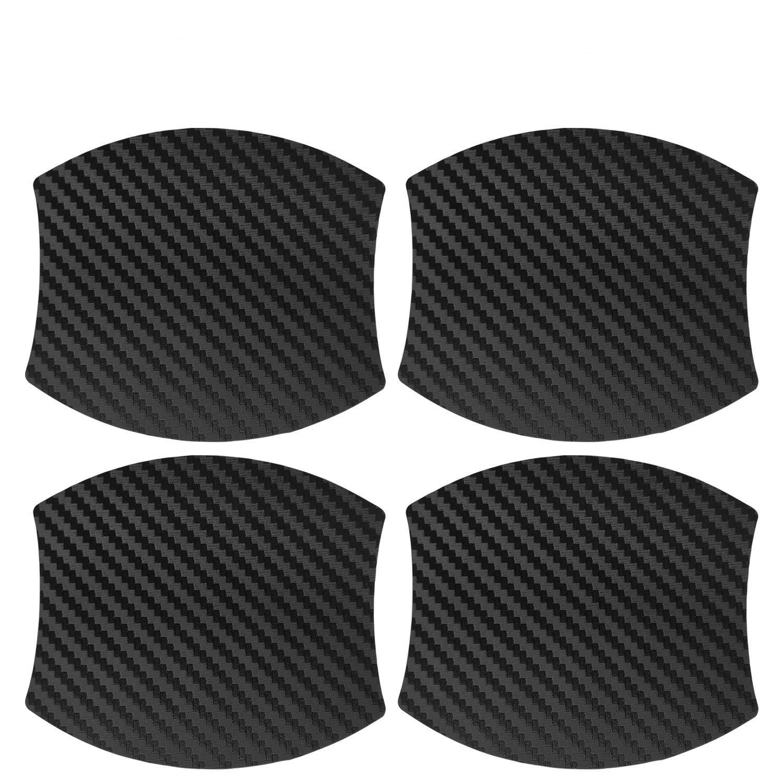 MLING Auto Magnetisch T/ürgriffmulde Schutz Kratzfest T/ürgriffmulde Abdeckung 4 St/ück Kompatibel f/ür V60
