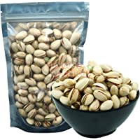 Flavours of Calicut - Premium Pistachios (Roasted & Salted), 900g