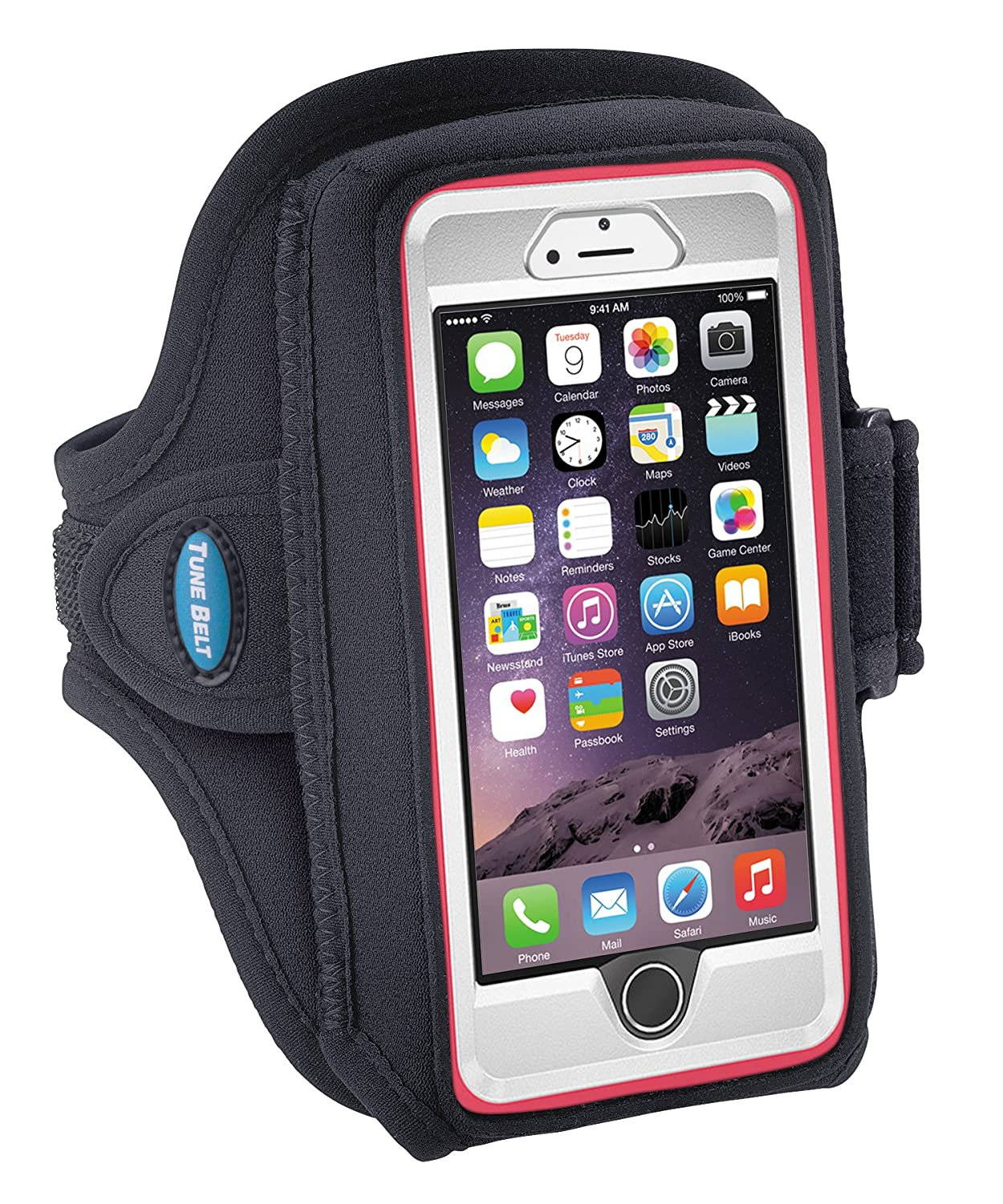 Armband For Iphone 8 7 6s 6 With Otterbox Defender Case Commuter X Black Fits Galaxy S6 S7 S8 And Lifeproof Large Running Working