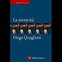 La sovranità (Italian Edition) book cover