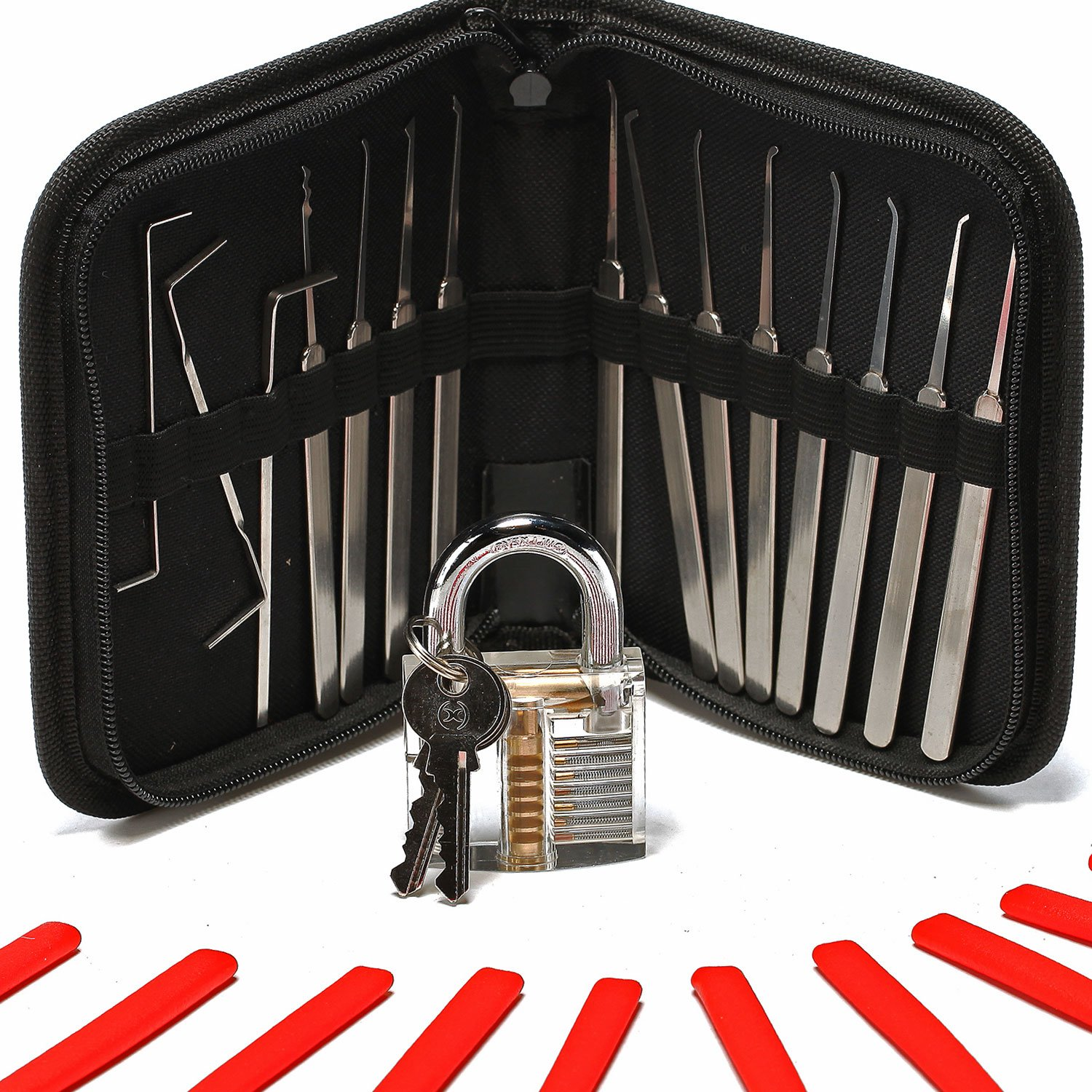 The 4 Best Lock Picking Sets 2016 Lockpick Tool Reviews