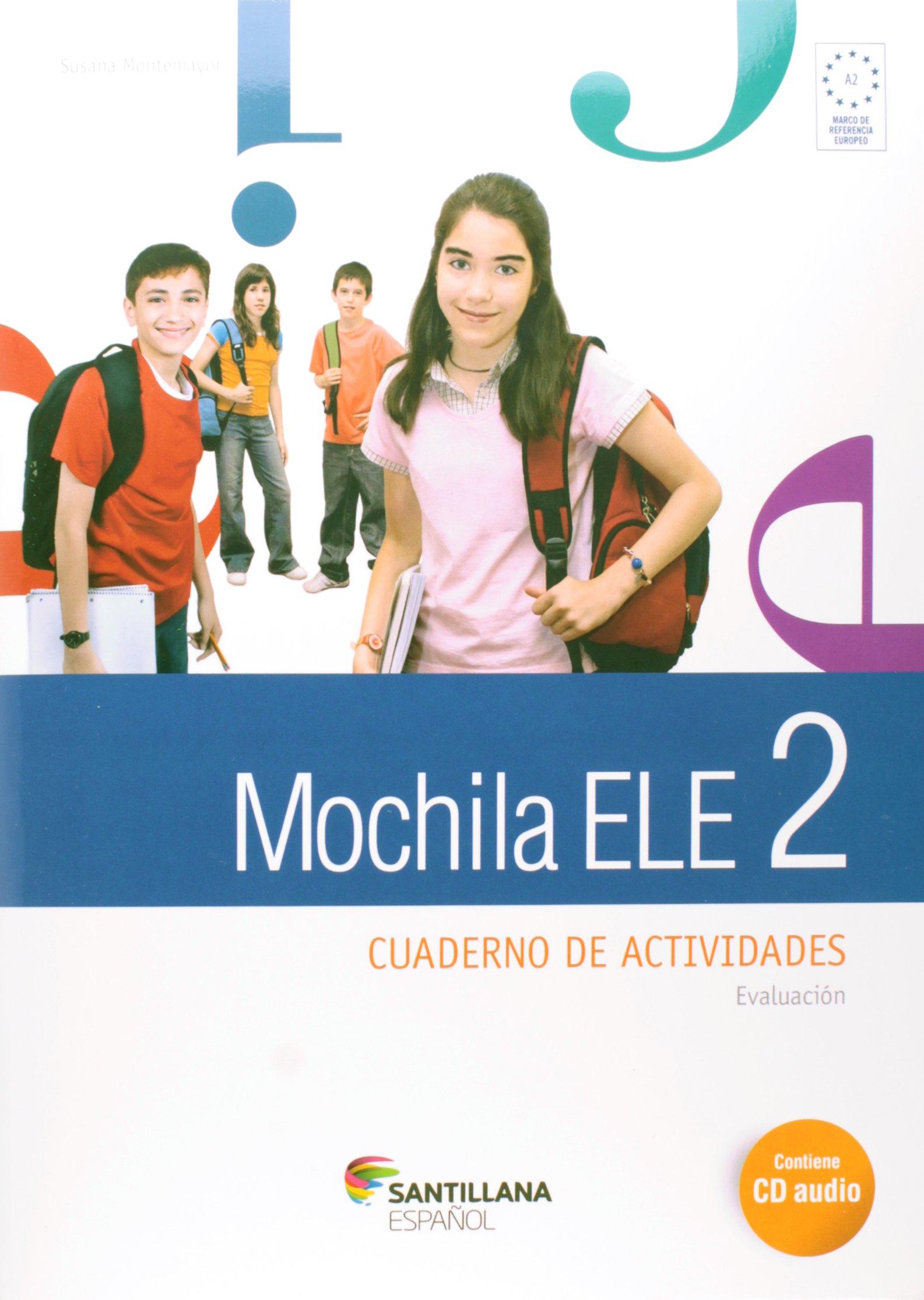Mochila ELE 2. Actividades (Em Portuguese do Brasil) (Spanish) Paperback