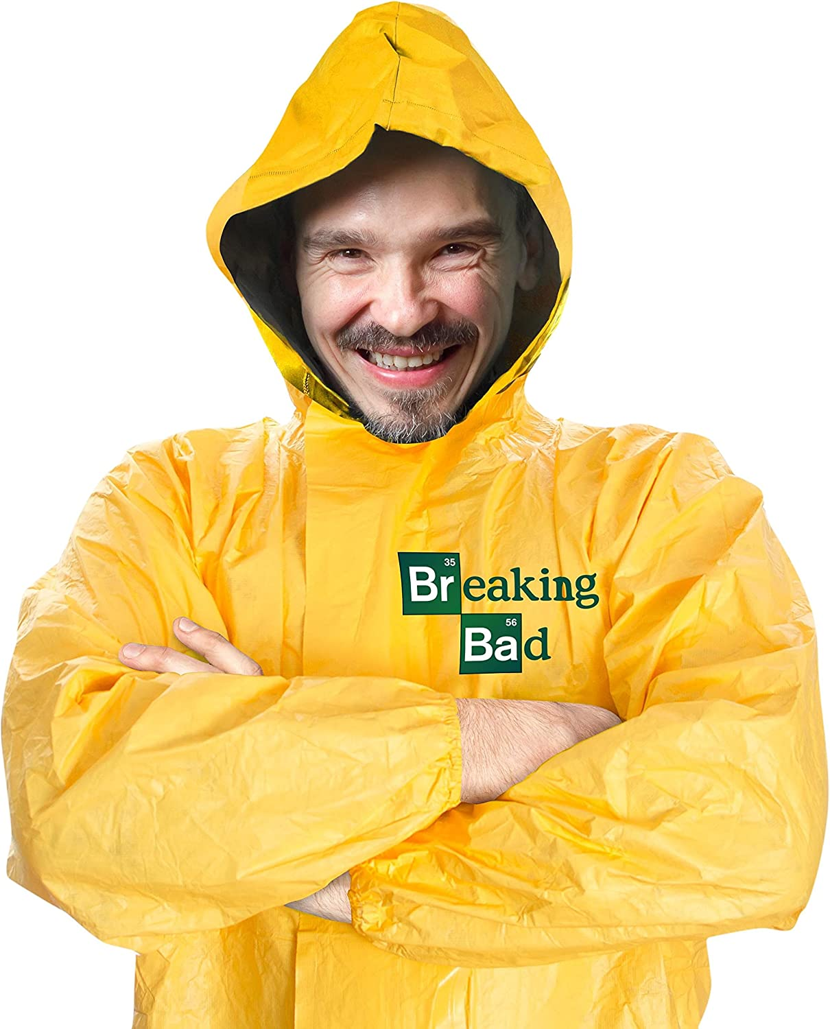 Breaking Bad – Disfraz infantil de vestido de Up Body impermeable ...