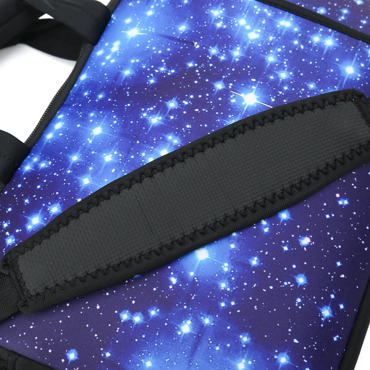 AUPET 9.7-10.6 11-13.3 14-15.6 Neoprene Sleeve Notebook Messenger Case Tote Bag