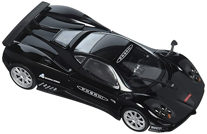 Pagani Zonda Summer Tires Online >> Amazon Com Motormax 1 24 Pagani Zonda F Nurburgring Vehicle