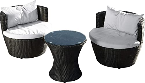 Christopher Knight Home Kono Chat Set