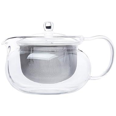 Hario Cha Cha Kyusu Maru  Tea Pot, 700ml