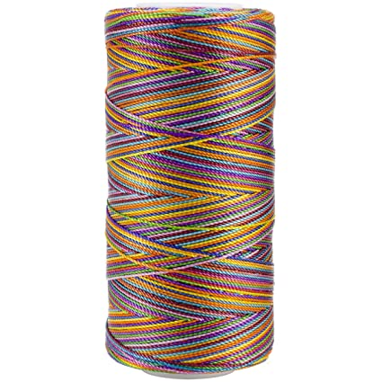 Amazon.com: Iris 2 – 474 Nylon Crochet hilo, 300-Yard ...
